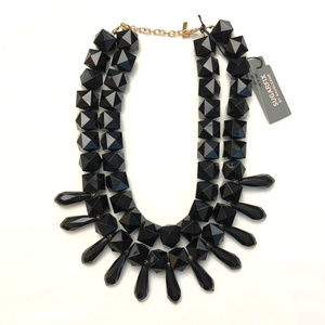 Sugarfix BaubleBar Monochrome Statement Necklace